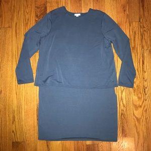 J. Jill Luxe Tencel Dress